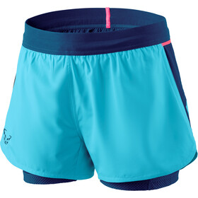 Dynafit Alpine Pro 2-in-1 Shorts Dames, silvretta